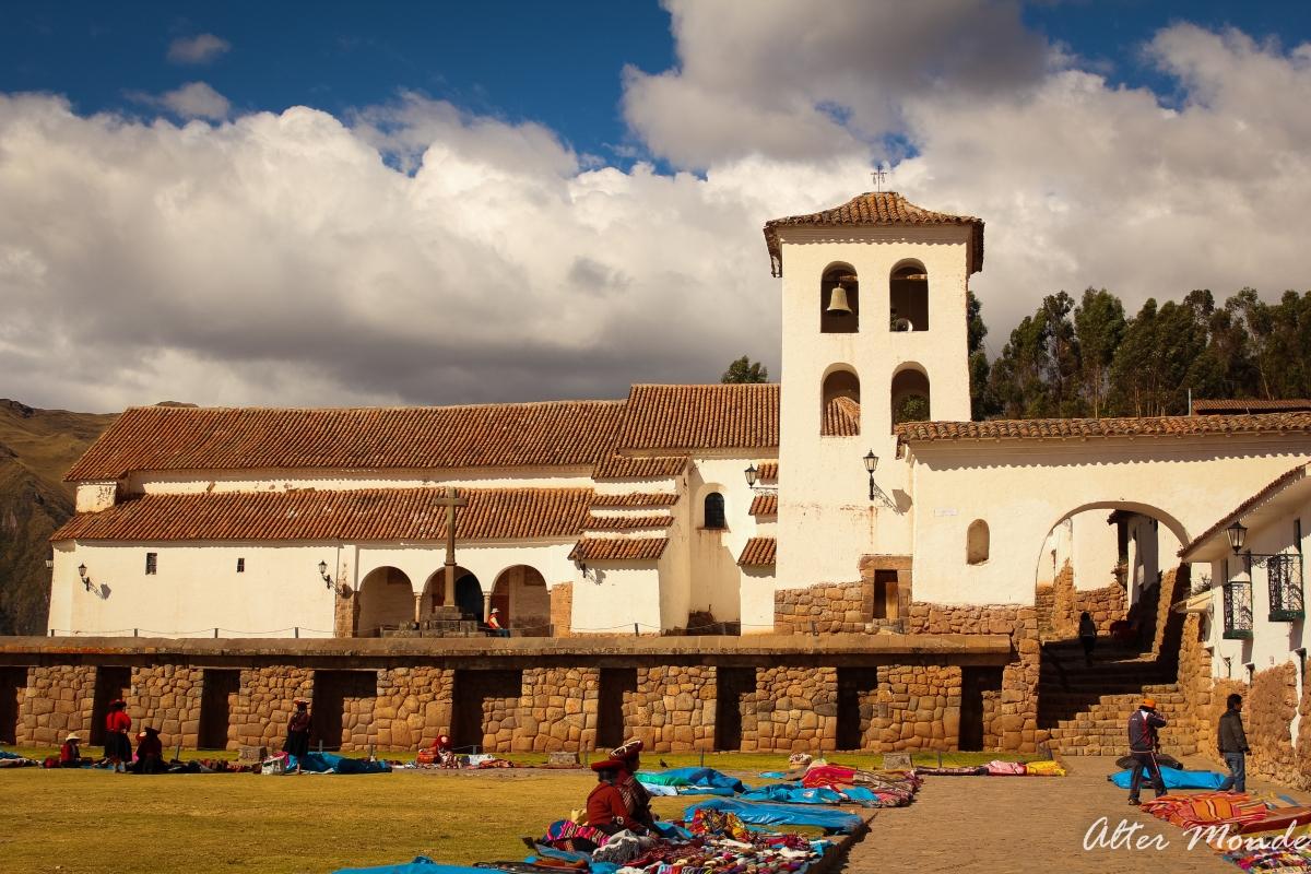 Iglesia de Nuestra Señora de la Natividad de Chinchero