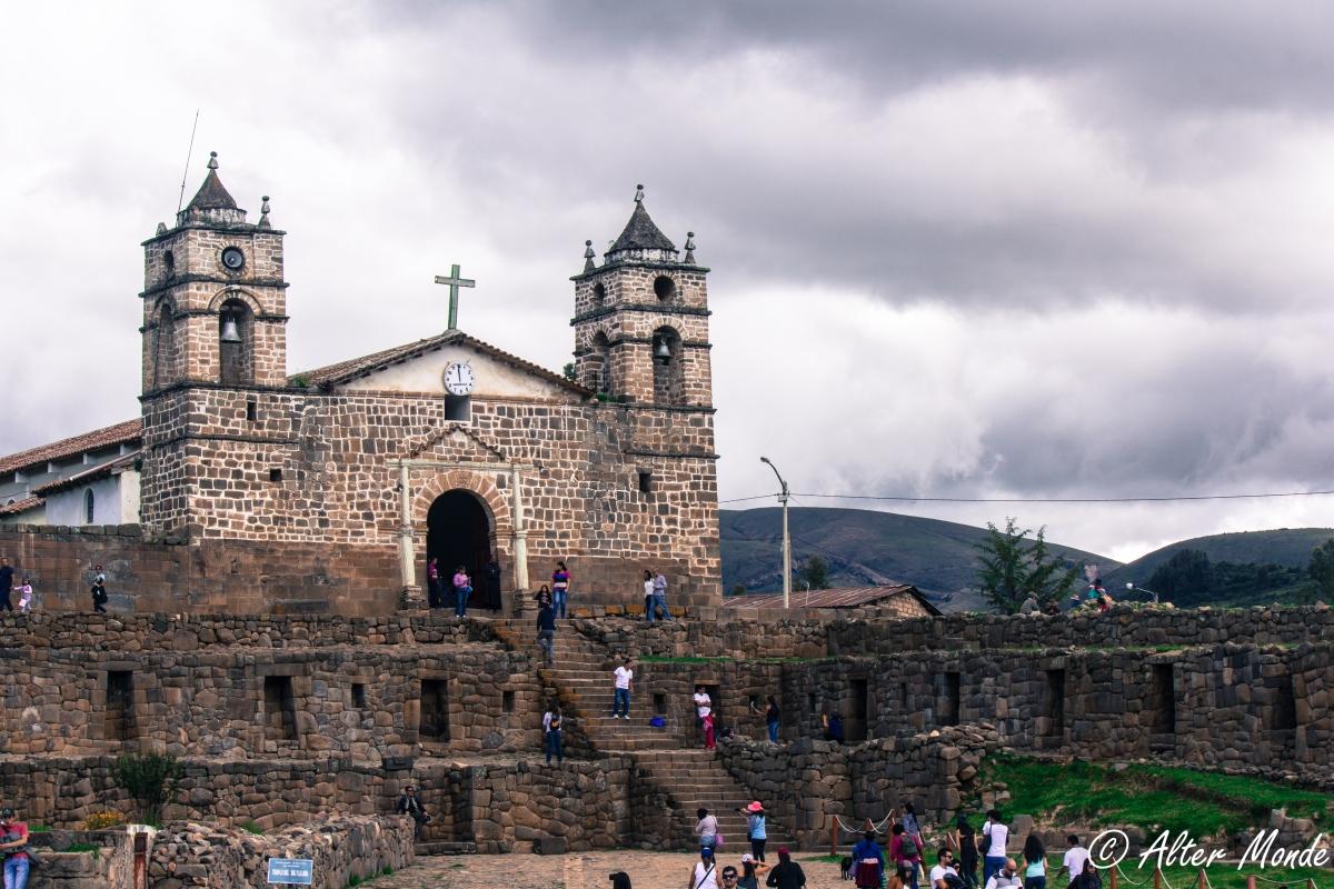 Vilcashuamán, el templo del 'Halcón Sagrado'
