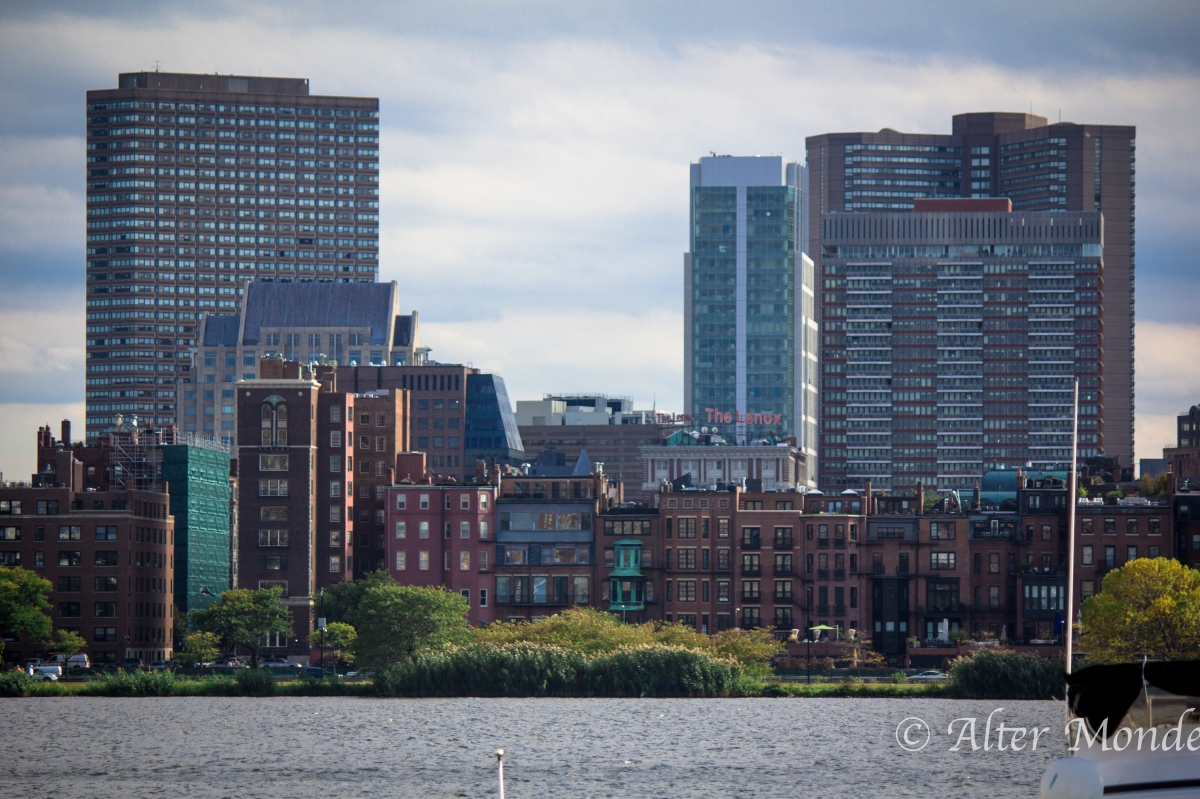 El Back Bay en Boston