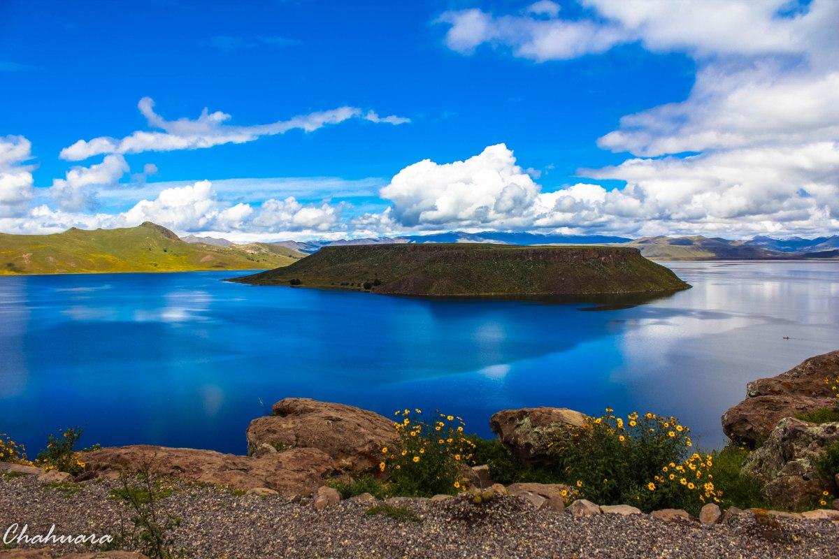 Yudhisthira y el Lago de La Muerte